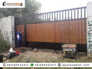 Jasa Pagar Minimalis Murah Bogor